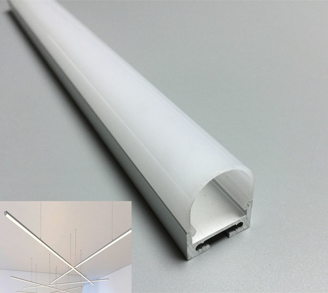 Aluminum Profile for LED Strip Pendant Lighting