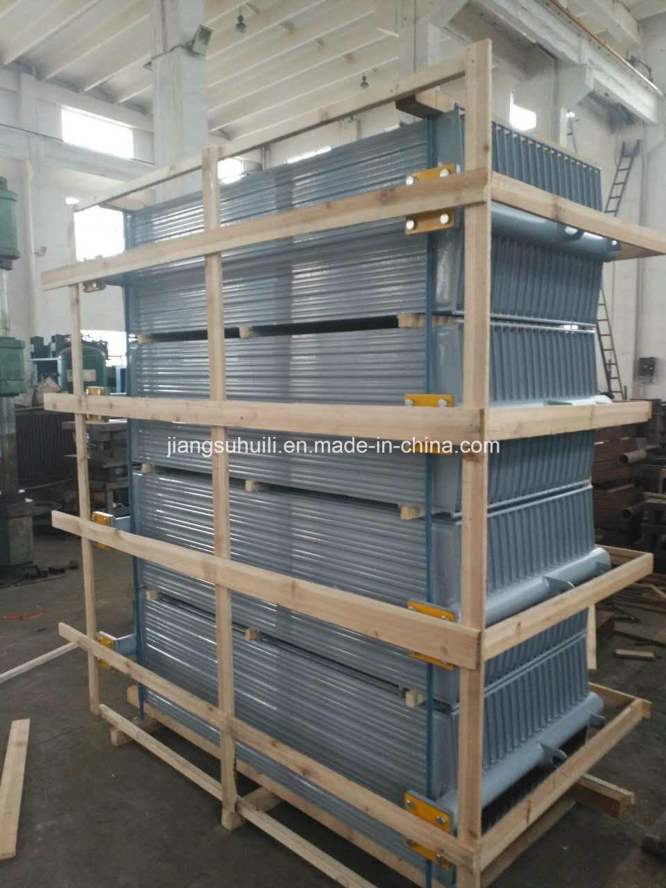 Standard Export Packing Transformer Radiators