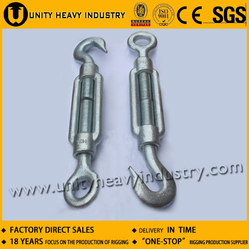 High Quality DIN 1480 Turnbuckle