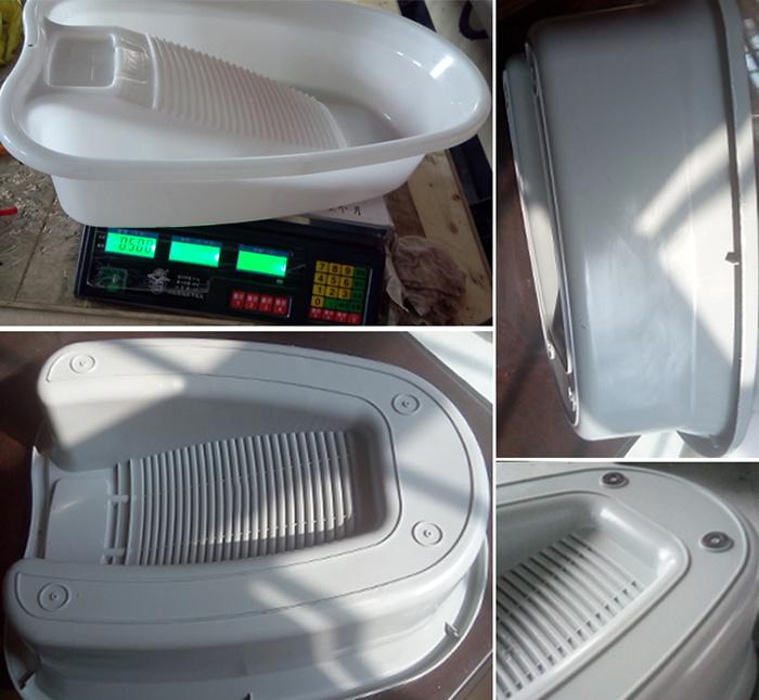 Household Plastic Product Washtub Plastic Tool