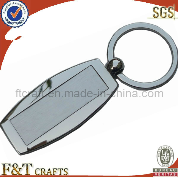 Hot Metal Keyring for Custom Logo (FTKC1692)