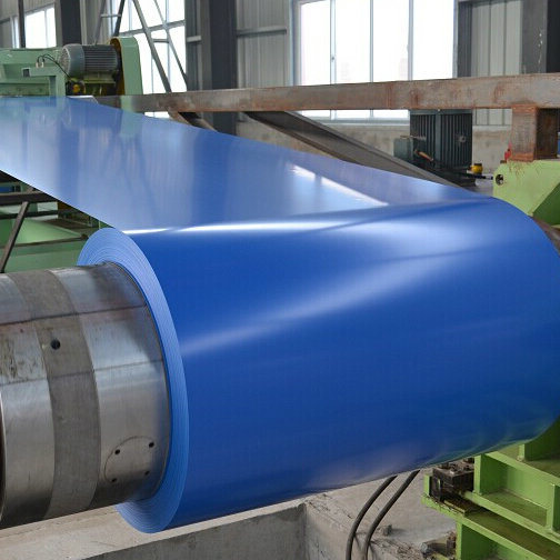 Roofing Sheet Building Material Prepainted Steel Coil in Sheet 0.15-0.80mm