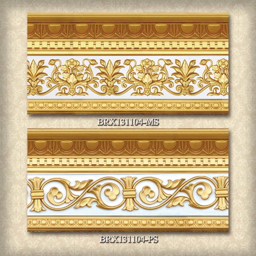 Decorative Plastic Moldings for Luxurious Villas, Hotels and Restaurants.