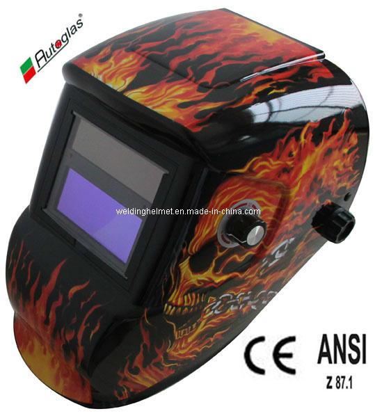 High Quality/En379/Anzi Z87/CSA Welding Helmet (H1190ST)