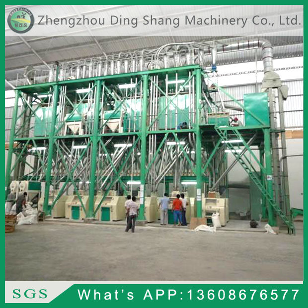Corn Processing Equipment FTA150/Flour Mill