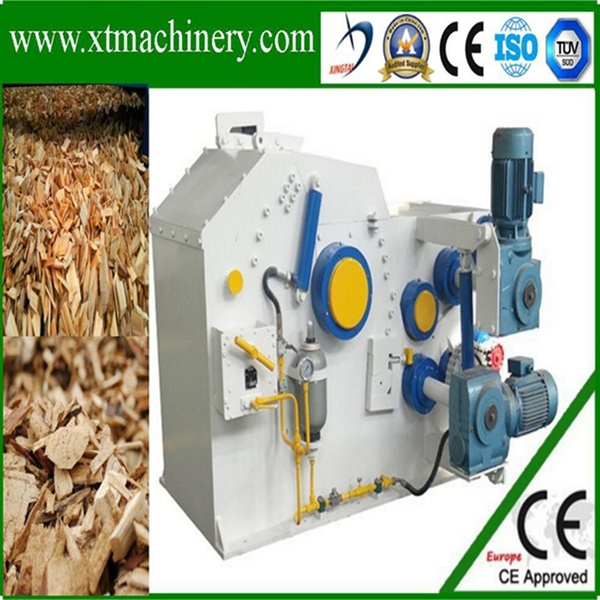110kw Siemens Power, Ce ISO Approved, Best Price Wood Sawdust Chipper