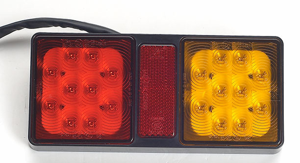 E-MARK Heavy Truck LED Tail Lamp