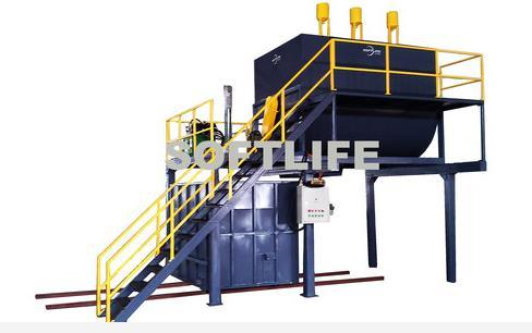 PU Foam Reborning Machine for Twice-Bond Sponge