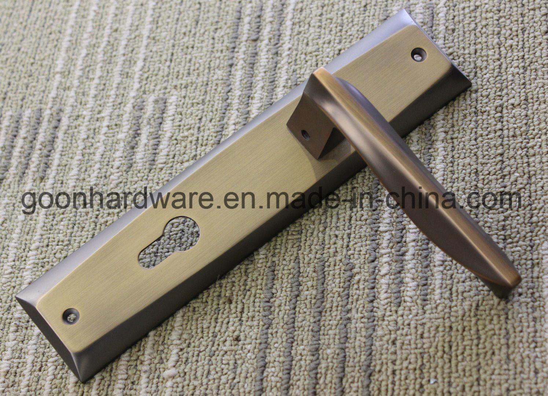 Zinc Door Handle - 538-351