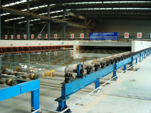 Glass Plant / Glass Production Line (Turnkey Project)
