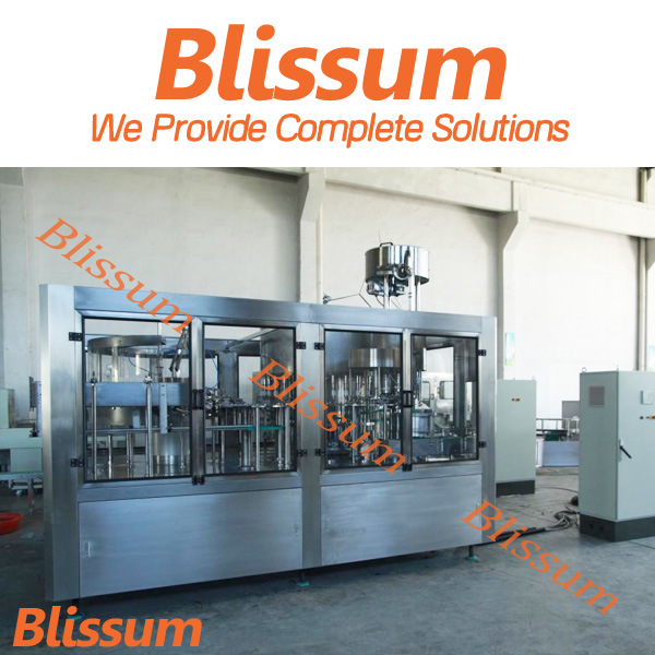 Complete Non-Carbonated Water Filling and Packing Machine