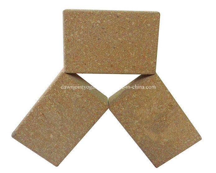 Eco-Friendly Soft Cork Yoga Block Yoga Brick