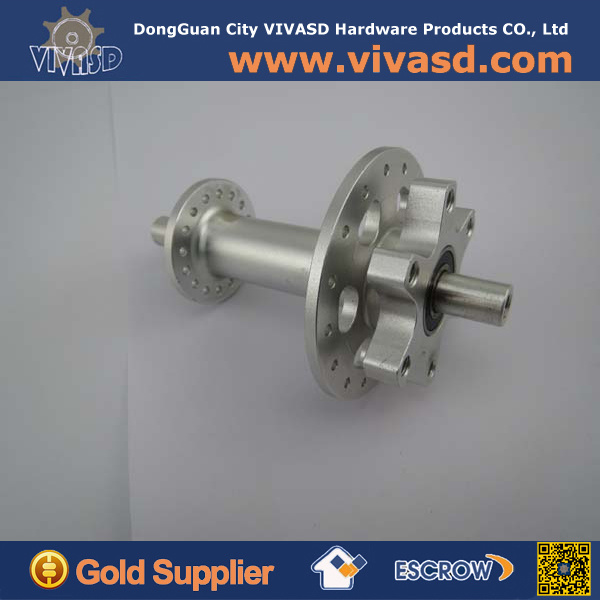 Custom Aluminum Bicycle Hub Bicycle Spare Parts