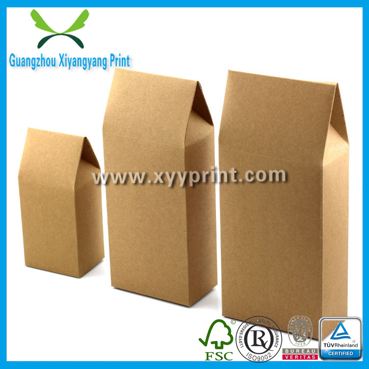 Custom Chinese Tea Bags Paper Pakcaing Storage Box