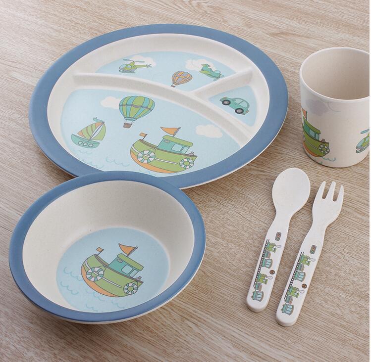 Hot-Sell Bamboo Fibre Children Kitchenware/Dinnerware (BC-BB-SU2006)