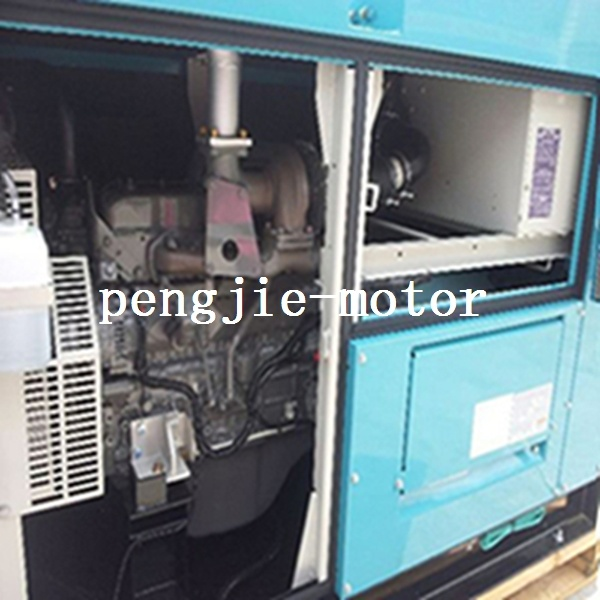 2016 New Soundproof Diesel Generator and Large Fuel Tank 50kVA Diesel Generator