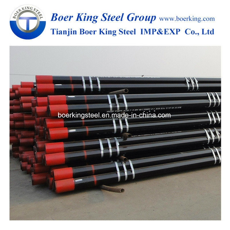 API 5CT Tubing of Carbon Steel Casing Pipe pictures & photos