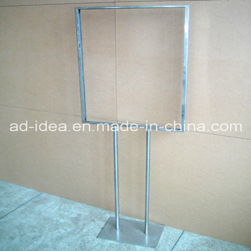 Durable Bulletin Poster Sign Holder/Simple Style Sign Advertising Stand