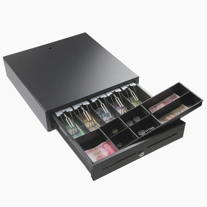 2017 Hot Product Rj11 Metal Case POS Cash Drawer