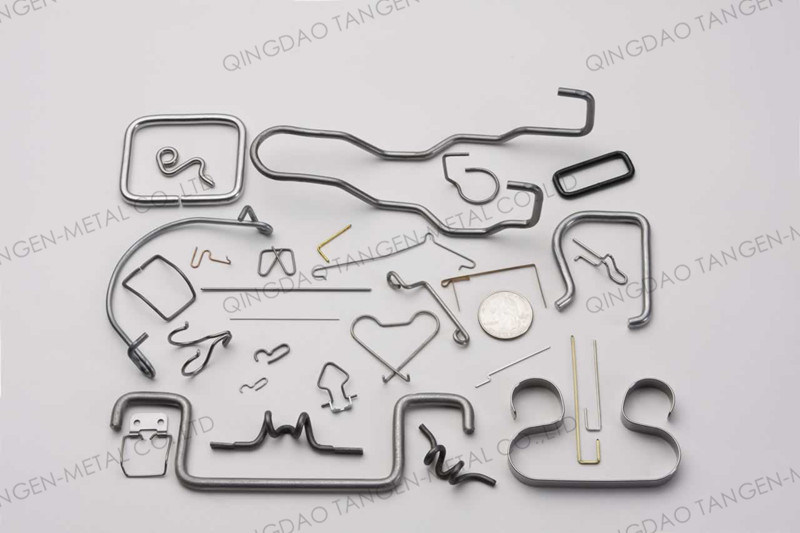 High Quality OEM Customized Wire Forming Part