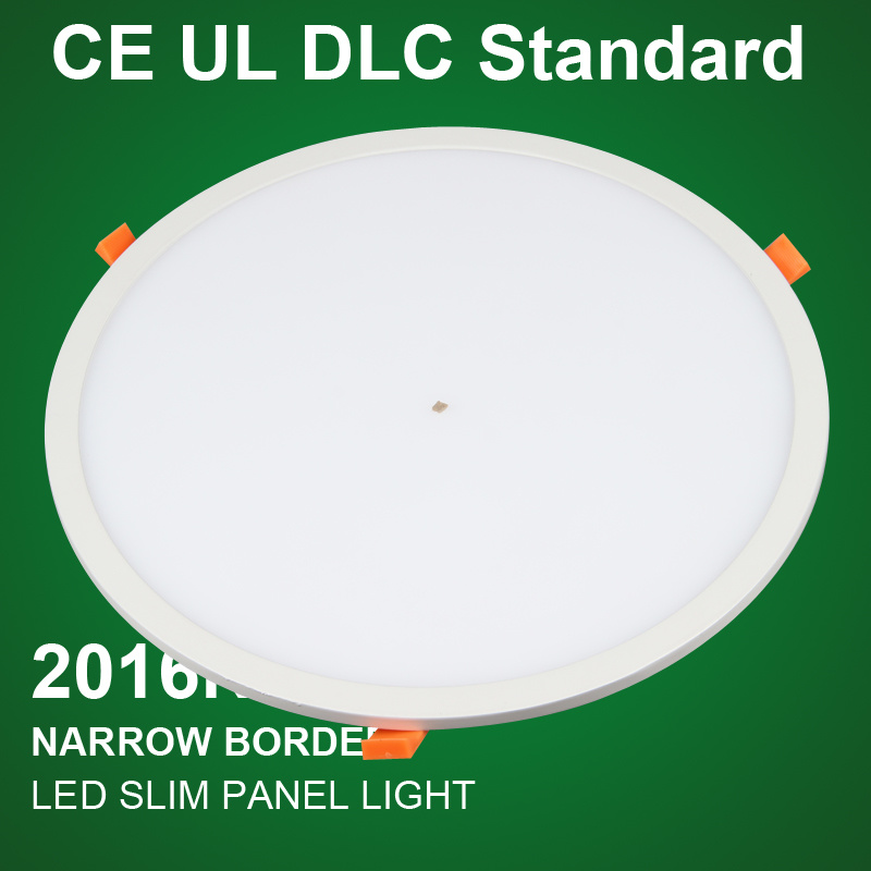 New Design Super Slim and Narrow LED Panel Light with Ce Standard