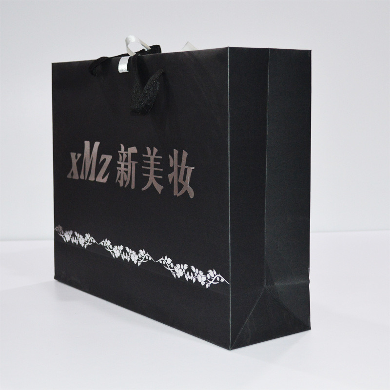 Recycled Striped Non-Woven Fabric Tata Foldable Shopping Bags