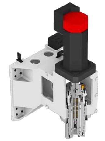Heavy Metal Type Cutting CNC Vertical Machine Center (EV1270L)