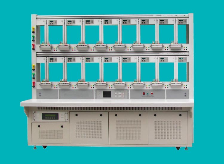 Three Phase Energy Meter Test Bench with Ict