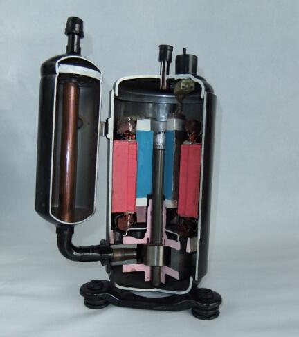 R410A 220V 9000BTU Panasonic DC Inverter AC Rotary Compressor