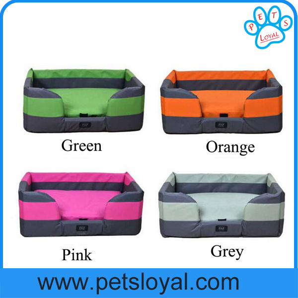 High Quality 600d Waterproof Pet Dog Bed, Dog Products