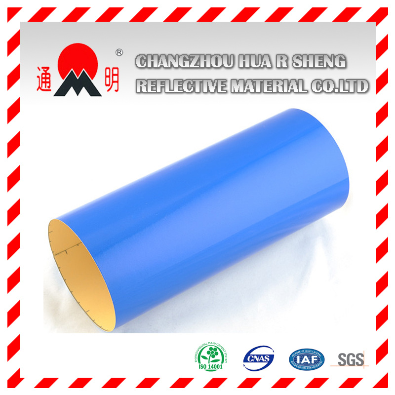 Red Engineering Grade Reflective Sheeting for Traffic Sign (TM5100)