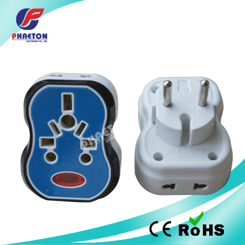 Univers World Travel Power Plug AC DC