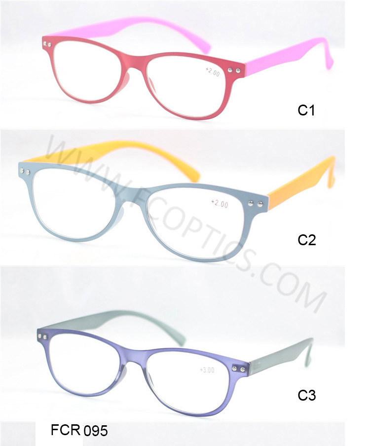 Unisex Super Slim PC Reading Glasses