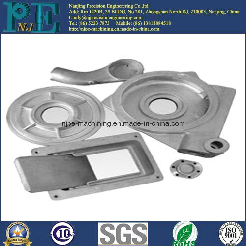 Precision Aluminum Die Casting Parts for Motor Spare Parts