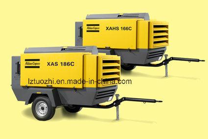 Atlas Copco 350cfm 12bar Portable Diesel Air Compressor