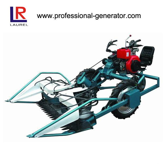 6.5HP to 9HP Gasoline Wheat Reaper Binder Machine