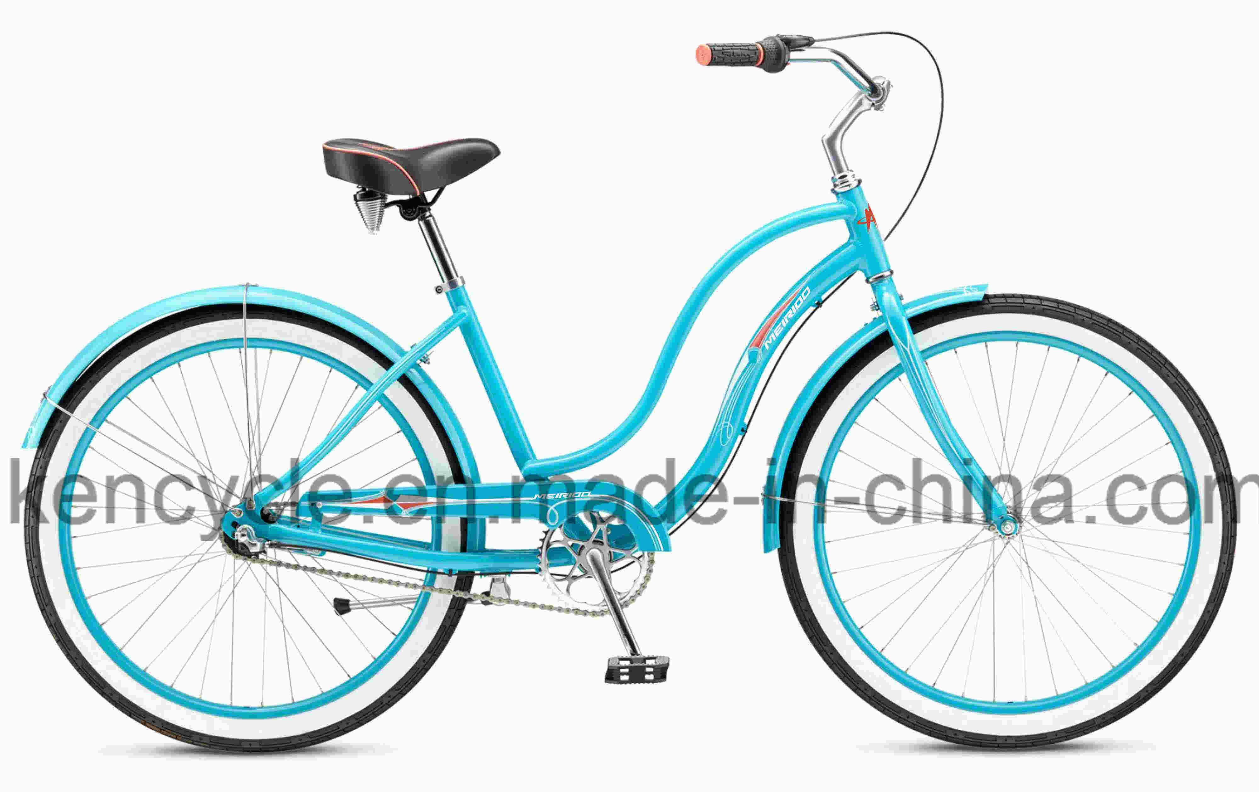 Inner 3 Speed Beach Cruiser Bike/Adult Beach Cruiser Bike/Standard Beach Cruiser Chopper Bike