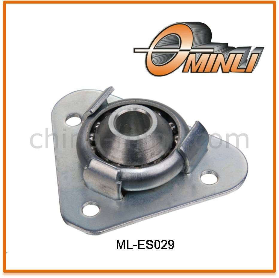 High Quality Punching Bracket Pulley for Window (ML-ES029)