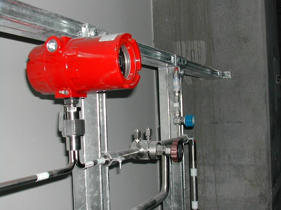 Thermal Gas Mass Flow Meter for Gas Biogas
