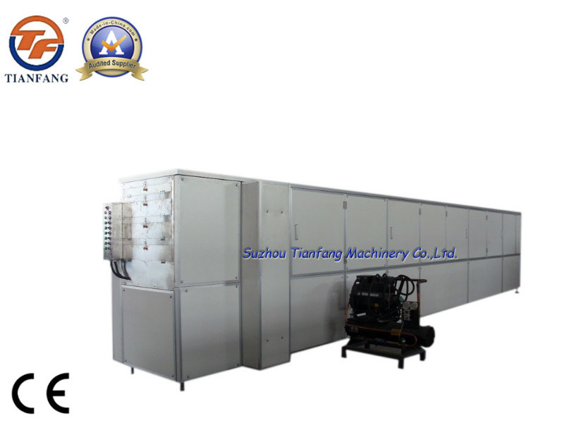 Chocolate Cooling Equipment (Chain Type)