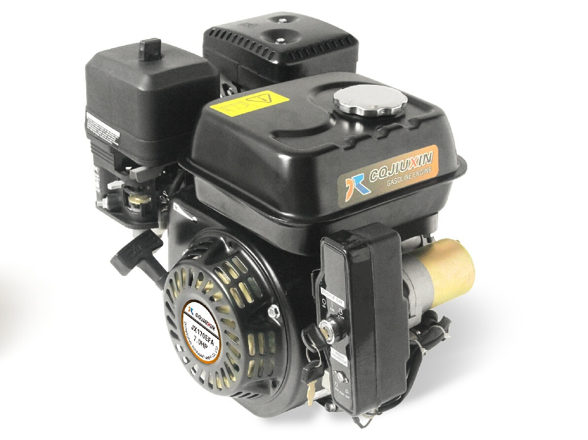 7.0HP High Quality Key Start Gasoline Engine for Power Productions