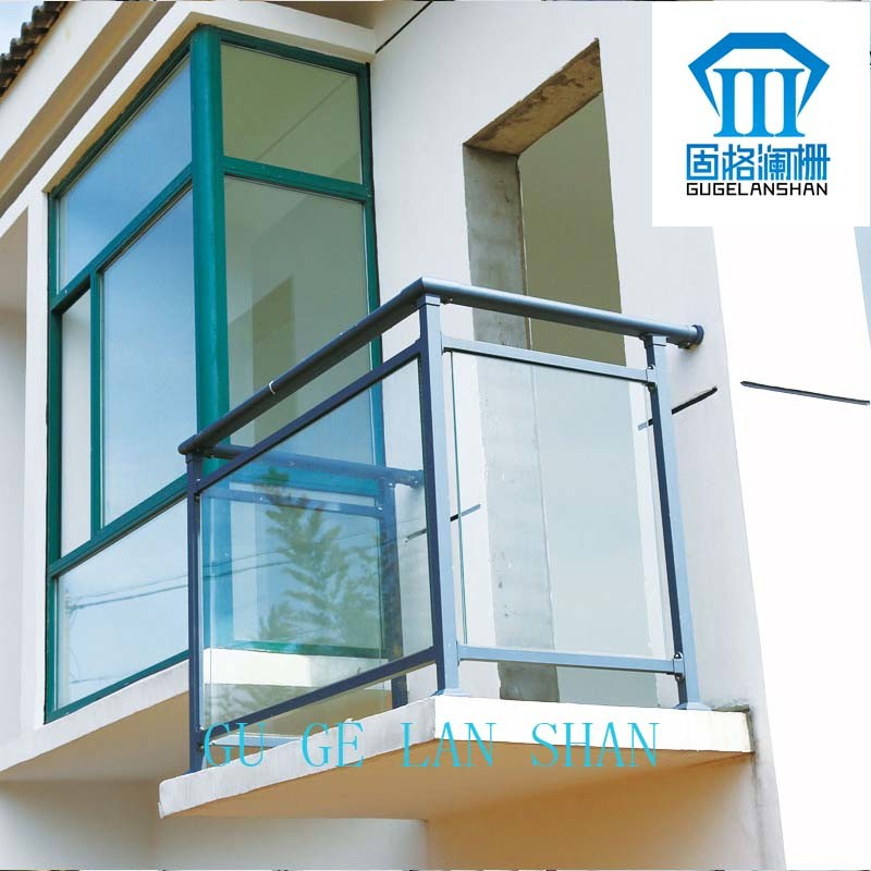 High Quality Wrought Zinc Steel Balcony Guardrail 028