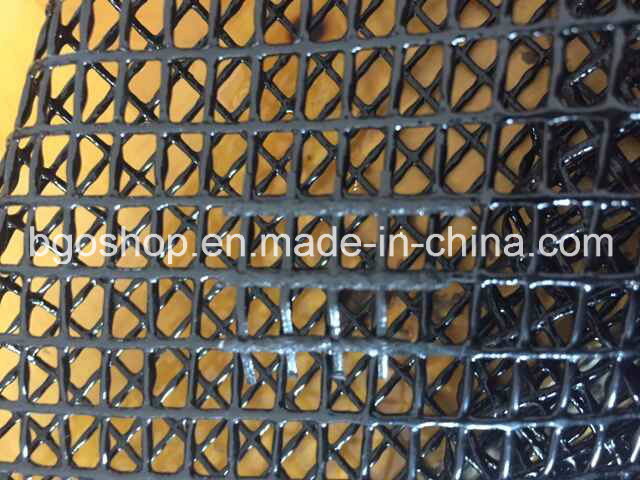 Non Slip Colorful PVC Coated Mesh (280g-600g)