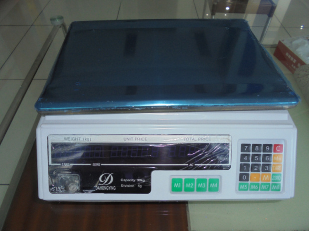 40kg Old Fashion Digital Weighing Scales Hy-A9