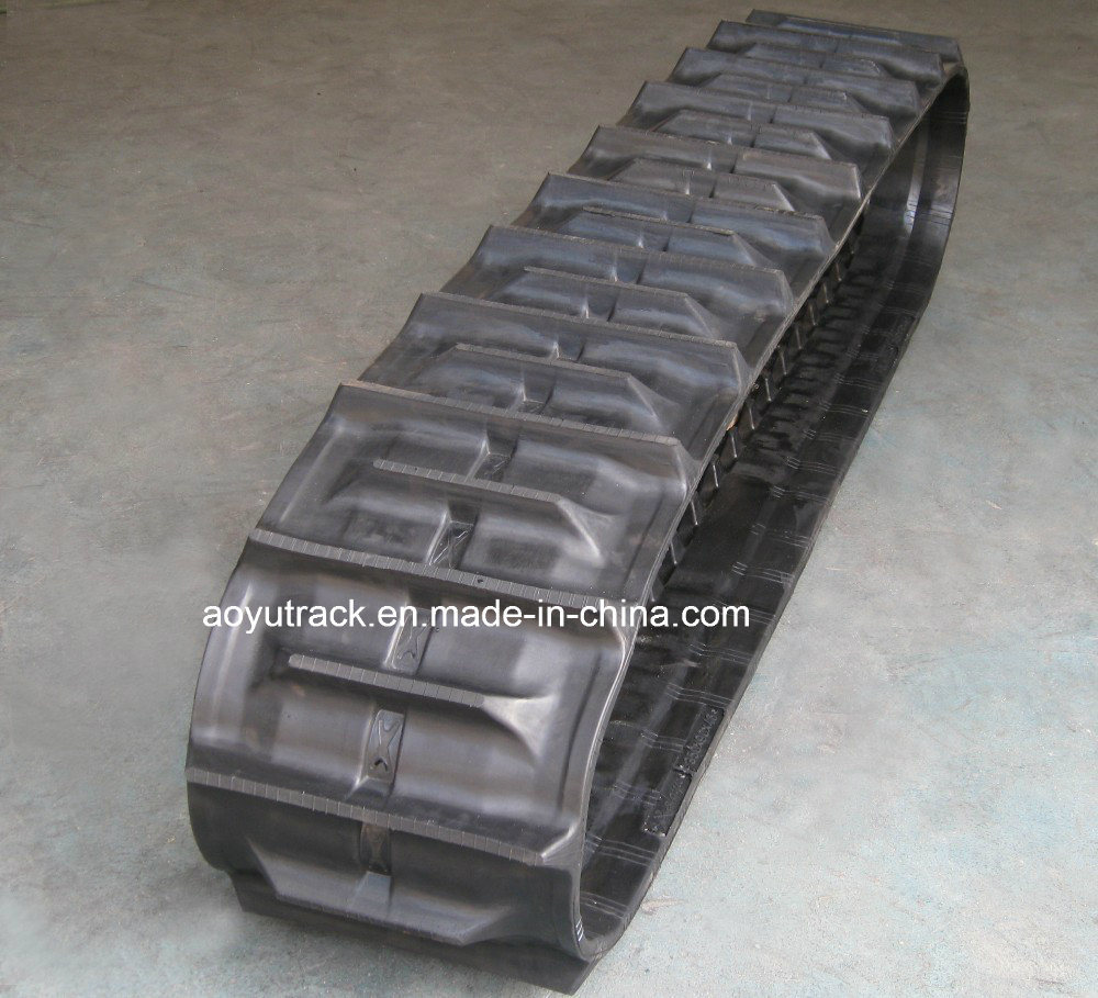 Combined Harvester Rubber Track