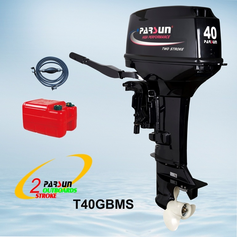 40HP Enduro G Type 2-Stroke Outboard Engine