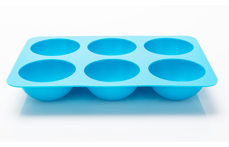 Logo Custom Ball Shape Food Grade Silicone Ice Tray