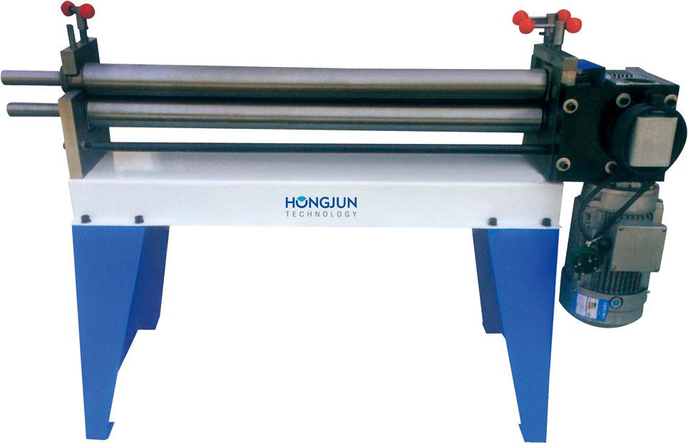 Three-Roll Bending Machine