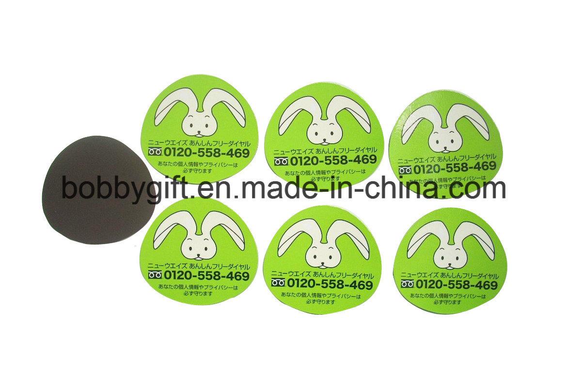 Wholesale Paper Fridge Magnet for Souvenir Gifts