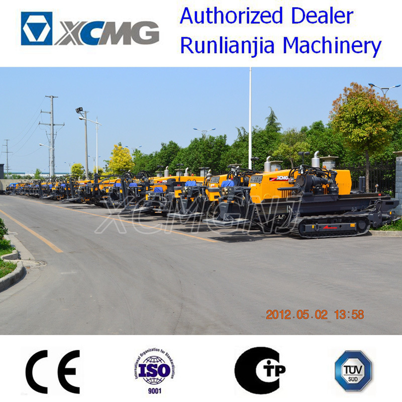 XCMG Xz200 Horizontal Directional Drill (HDD) Rig with Cummins Engine